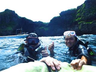 シュノーケリングチームは、水面で遊んで頂くので泳げない方でもバッチリ楽しんで頂けますよ〜♪